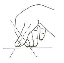 Driehoekje naar Bobri